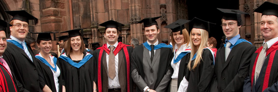 Academic Dress | Graduation | University Of Chester