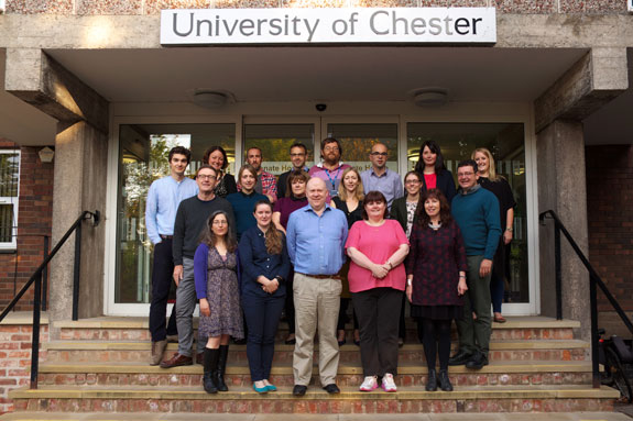 The Department of History & Archaeology Team