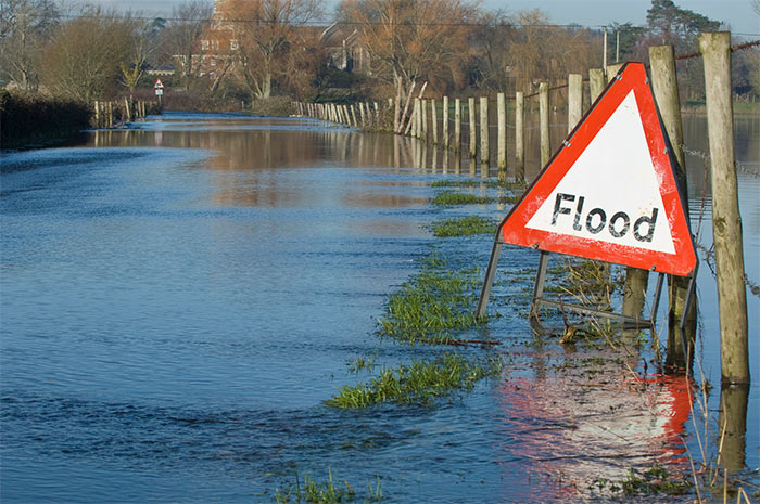 Flooding image - Credit: MikeNicholson1955/ iStock/Getty Images Plus/Getty Images