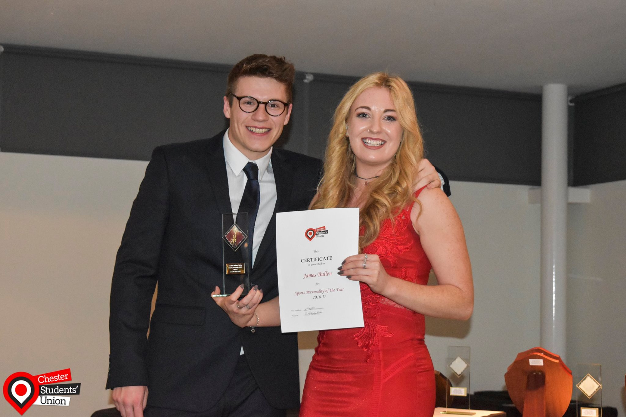 Student Credits University Experience For Securing His
