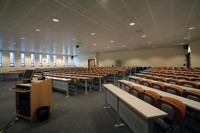Lecture Room Design Standards
