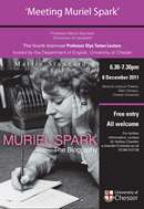 Meeting Muriel Spark