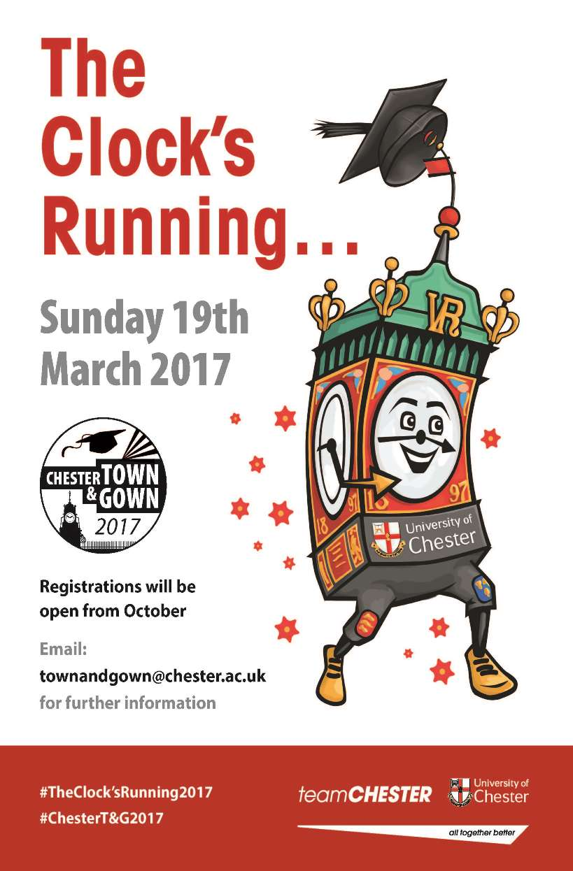 Town & Gown 2017   University Of Chester