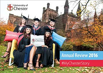 Annual review cover 2016