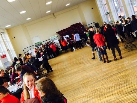 Winsford Outreach Event Subject Fair general