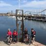 4 bike riders