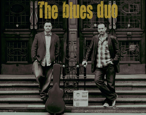 The Blues Duo - Popular Music Professionals Week 2014