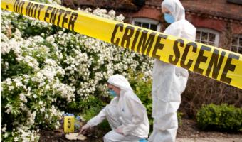 Crime Scene Examination University Of Chester