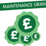 A helping hand - maintenance grant