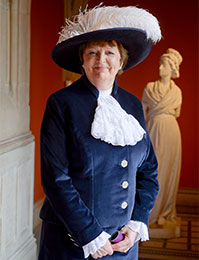 Kathy Cowell - High Sheriff 2016-2017