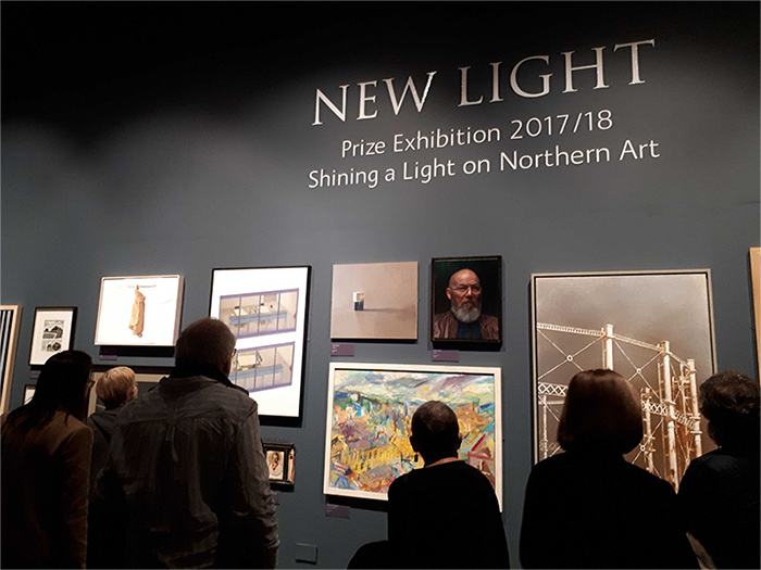 New Light Prize Exhibition.