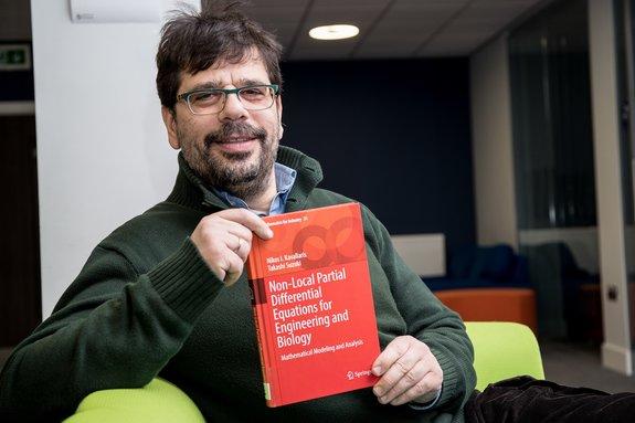 Mathematics academic co-authors international text book