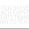 Train to Teach Events Thumbnail